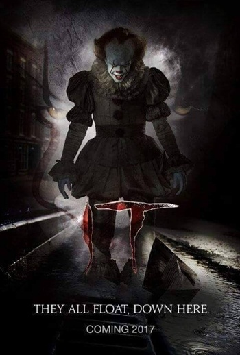 IT 2017 Hindi Dubbed pDVDRip 700MB