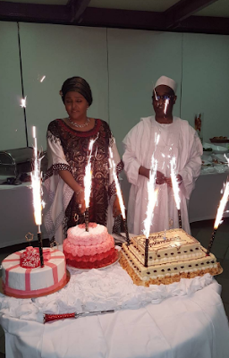 Photos from the birthday party of Gumsu Sani-Abacha