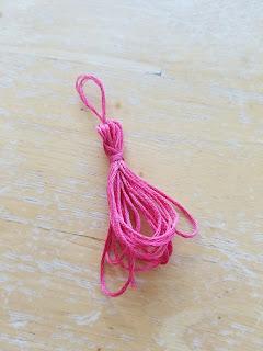 How to Make a graduation tassel