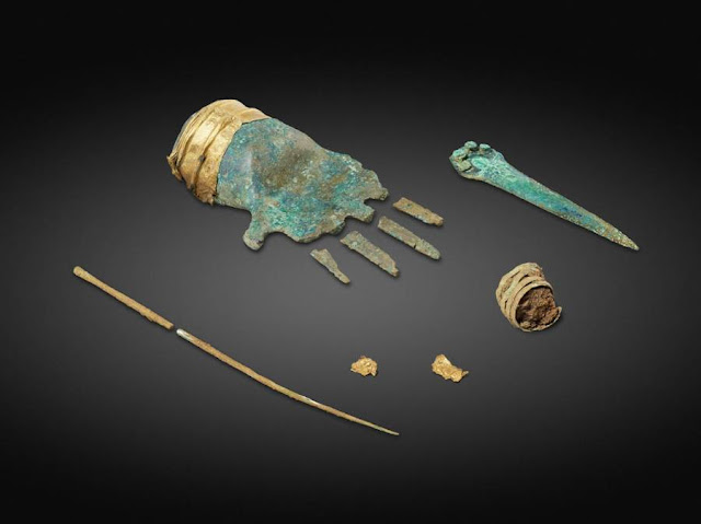 Ancient Bronze-Age Prosthetic Hand Discovered In Switzerland