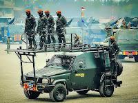 """""""Ini Kecolongan Besar"""" DPR curiga 5 WNA yang diciduk di Lanud Halim intelijen China."""