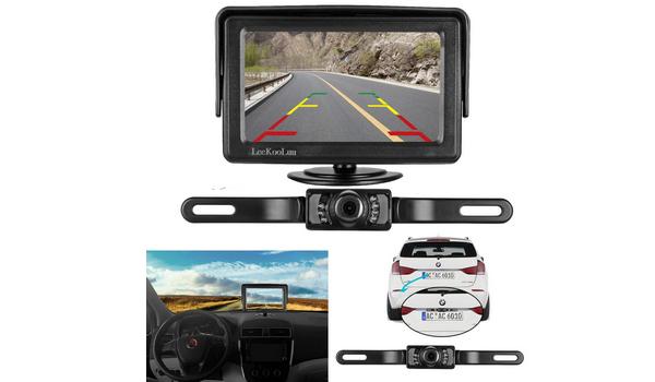 Auto Backup Cameras