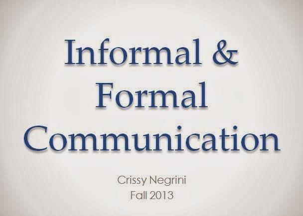 english and esol lab workshops formal and informal communication