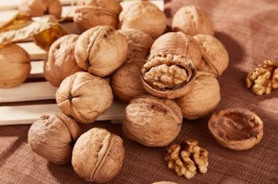 avantage du noix pour l'estomac