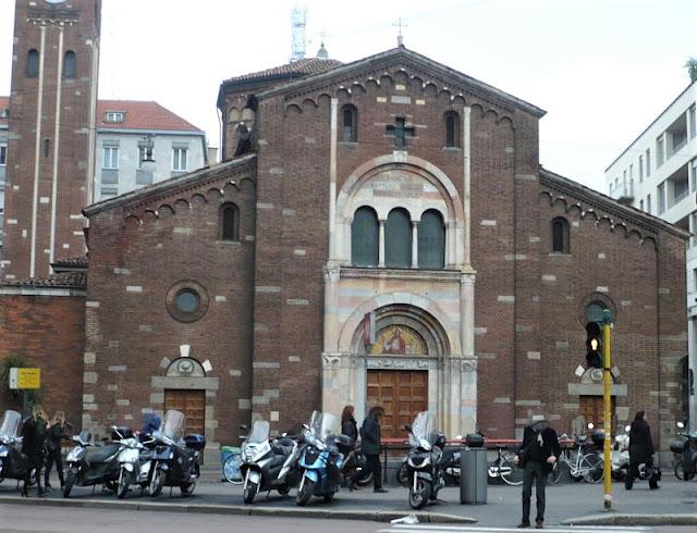 basilica di san babila milano