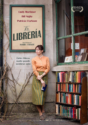 The Bookshop 2017 DVD R2 PAL Spanish
