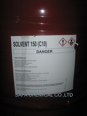 Solvent A100, Solvent A150, Pegasol 100, Shellsol 100, R100, Naphtha Automatic Solvent