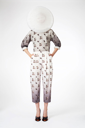 Louise Amstrup Spring/Summer 2013 [Women's Collection]