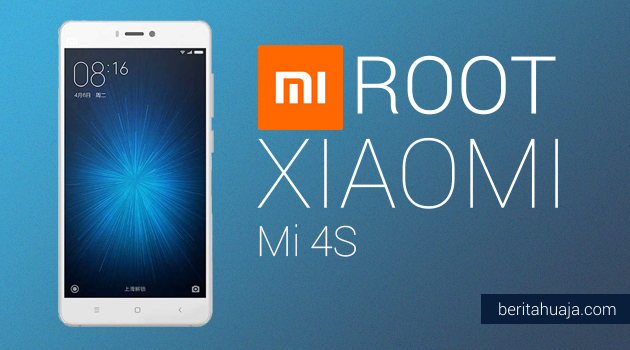 How To Root Xiaomi Mi 4S And Install TWRP Recovery