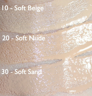 essence pure nude foundation