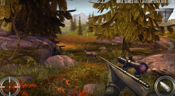 Deer Hunter 2017 Mod