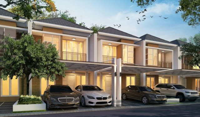 Tria Adara Residence Tahap 7 Bintaro Sektor 7 Tegal Rotan www.rumah-hook.com