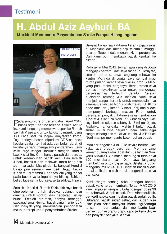 Tahitian Noni Jakarta Office O813 28OO 2OO4
