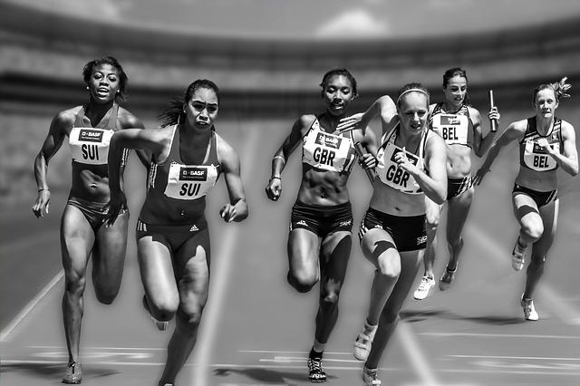 Fungsi tulang sangat penting bagi seorang atlet lari.