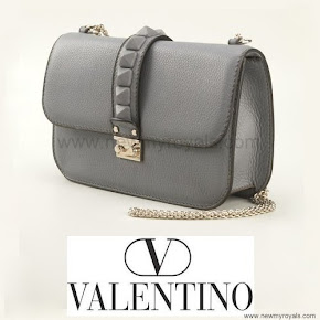 Crown Princess Victoria style VALENTINO Shoulder Bag