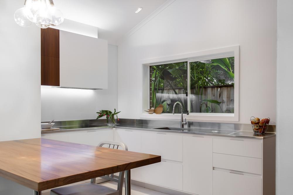 minosa clean simple lines small kitchen by minosa rh minosadesign com