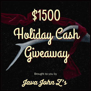 Enter the Holiday Cash $1500 Group Giveaway. Ends 12/20