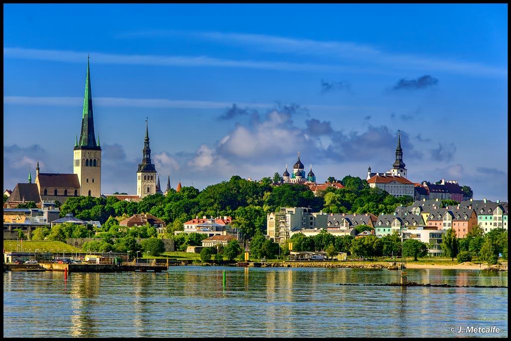 Visit Estonia - Tallin. Photo by: John@photosuite