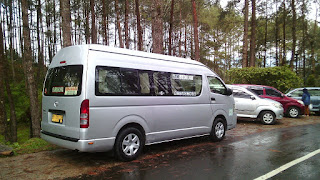 van minibus 12-14 seat pariwisata_2b