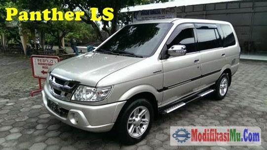 Panther LS Tipe Tertinggi Turbo - Perbedaan Spesifikasi Isuzu Panther LM Smart, LV, LS dan Grand Touring