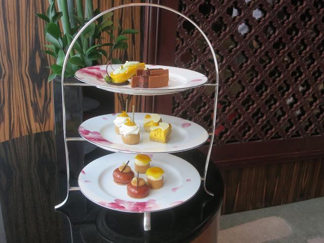 Mandarin Oriental Afternoon Tea