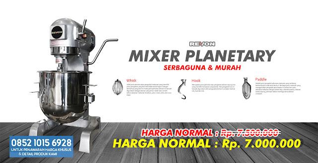 Jual Mixer Kue Murah (Mixer Usaha Kue Kering)