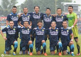 Persib Bandung Juara Trofeo di Purwokerto