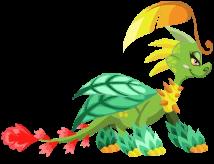 Dragón Natura (Adulta)