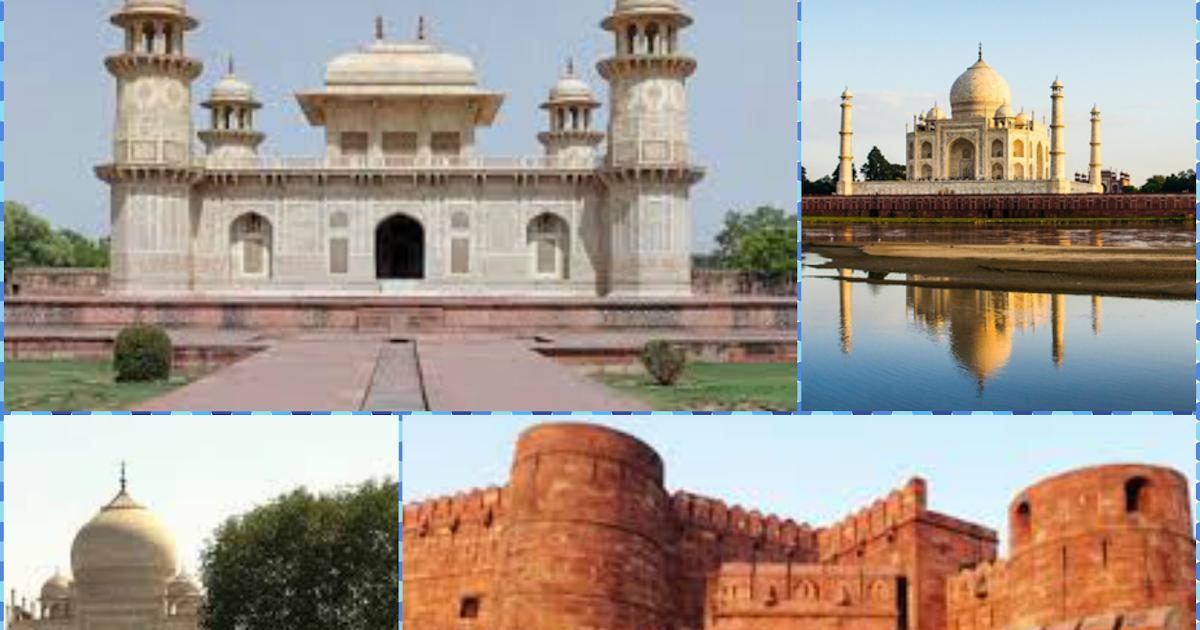 Agra Same Day Tour from Delhi: Exploring Taj Mahal, Red fort in Comfort