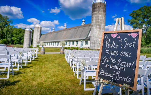 Rustic Wedding Venues Nj Perona Farms Wedding