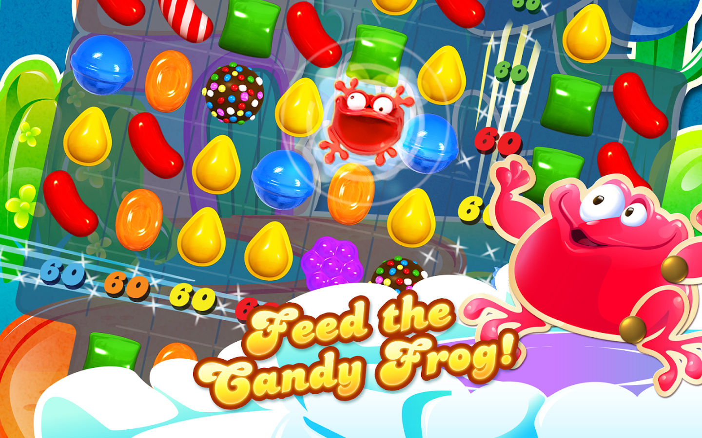 Candy Crush Saga APK v1.51.2 Mega MOD 2015 (Boosters & Unlimited Lives)