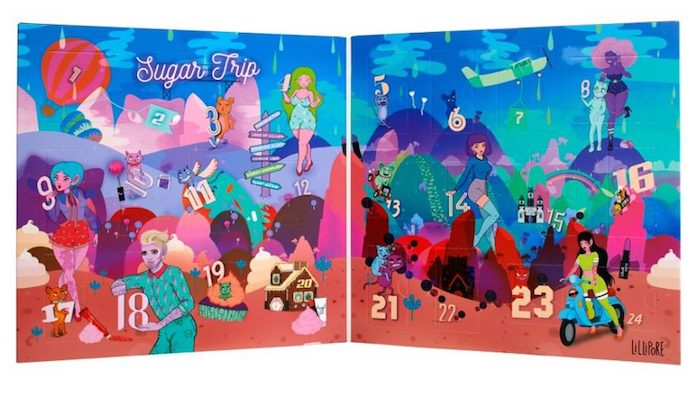 NYX Sugar Trip Advent Calendar 2018