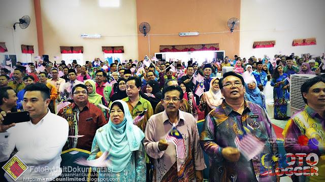 Perayaan Hari Guru Peringkat Negeri Johor 2016 : The Official Photo