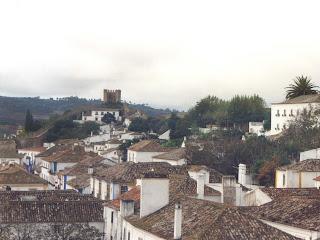 Óbidos. Portugal. Pueblo
