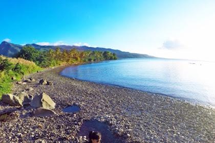 Wisata Ke Mata Air Panas Pantai Kawaliwu, Flores