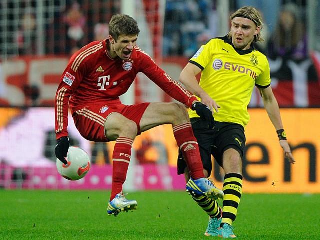 Hasil Pertandingan Bayern Munchen vs Borussia Dorthmund 1