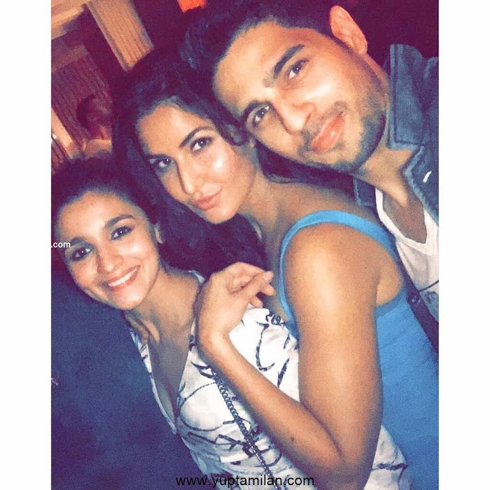 Katrina Kaif together Photos with other Co-Stars and Friends of Bollywood