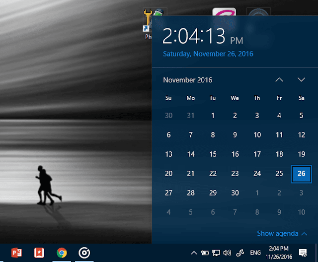 windows app calendar