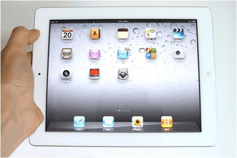 iPad Tablet Bilgisayar