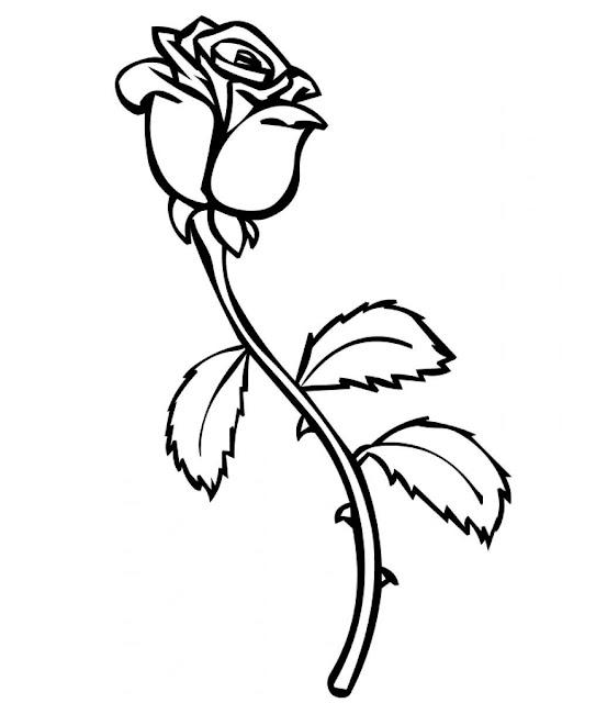 coloriage fille fleurs
