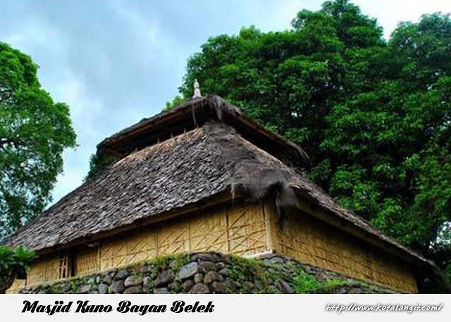 Masjid Kuno Bayan Beleq