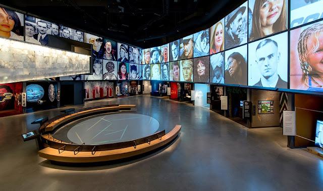 Canadian Museum for Human Rights em Winnipeg