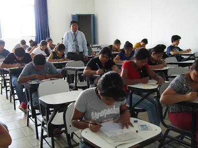 Resultados del segundo examen del CPU UNJFSC 2014-I domingo 28 de febrero