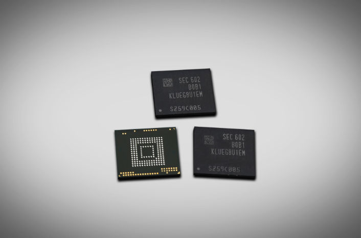 Samsung 256GB Internal Storage
