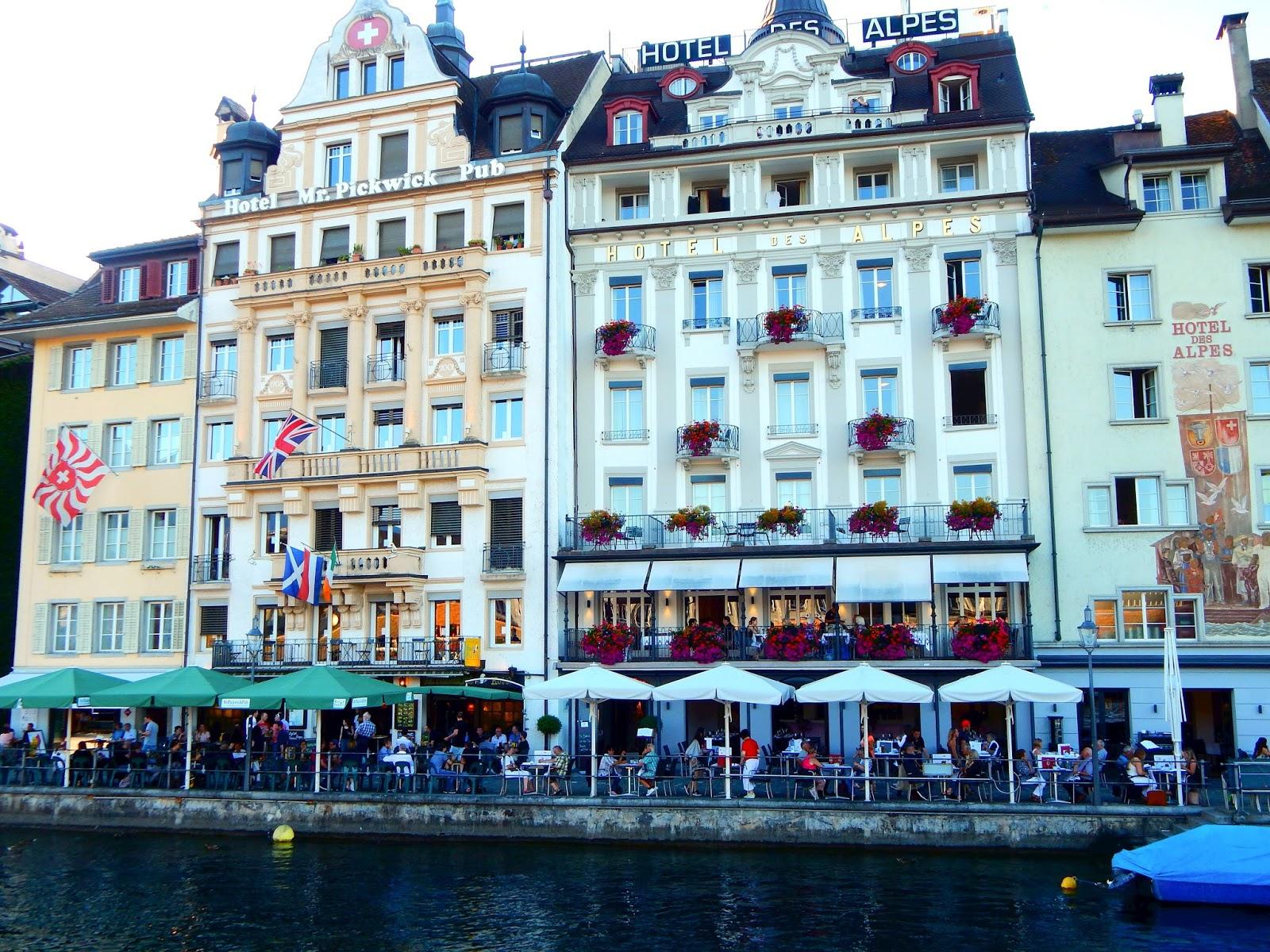 Travel Diaries: Switzerland