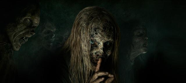 The Walking Dead: Alpha key art