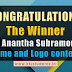 Announcing the Winner of Name and Logo contest for TECHFEST