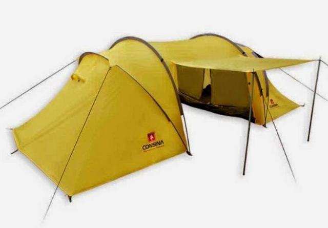 Tenda Dome Consina Tunnel 4  | Harga: Rp.2.125.000,-