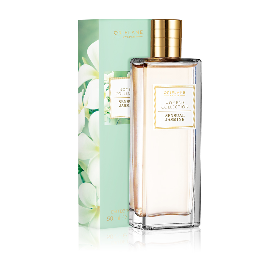 Eau de Toilette Women's Collection Sensual Jasmine da Oriflame