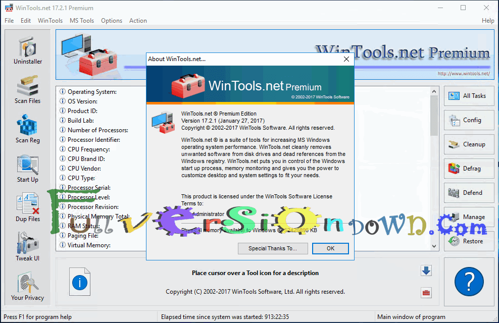 WinTools.Net Premium Full Version